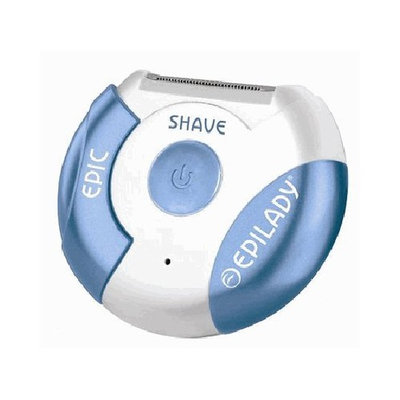 Epilady Epic Shave Wet/Dry Rechargeable Shaver