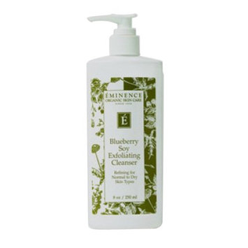 Eminence Organic Skincare Blueberry Soy Exfoliating Cleanser