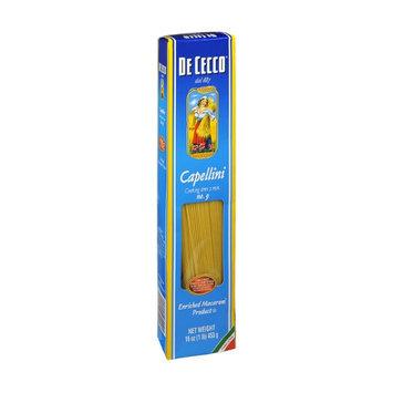 De Cecco Capellini Pasta