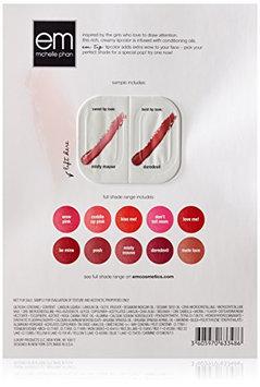 em michelle phan Lip Gallery Classic Lipstick Sampler