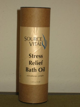 Source Vital Apothecary Stress Relief Bath & Body Oil