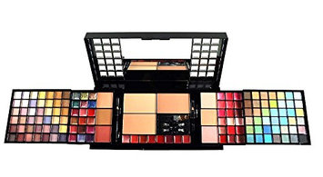 Cameo Complete Eye shadow and Blusher Makeup Palette Kit Cosmetic Set