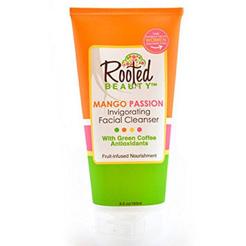 Mango Passion Hydrating Facial Cleanser with Thanaka Root