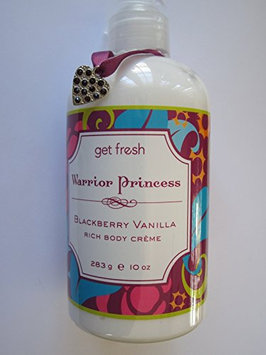 Get Fresh Warrior Princess Rich Body Crème