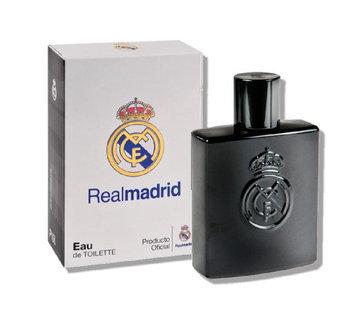 Real Madrid Black EDT Spray for Men