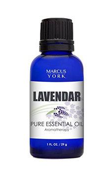 Marcus York 100% Lavender Essential Oil - 1oz