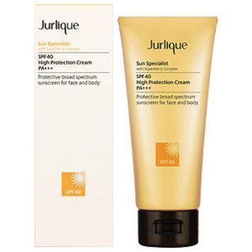 Jurlique Sun Specialist SPF 40 High Protection Cream PA++++, 3.7 oz