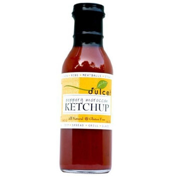 Dulcet Cuisine Peppery Moroccan Ketchup 14 Oz