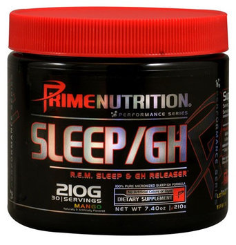 Prime Nutrition Performance Series Sleep/GH Mango - 30 Servings