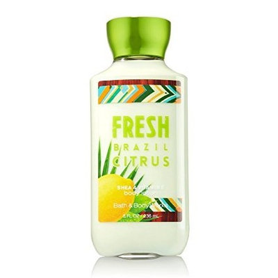 Bath & Body Works® Signature Collection Fresh Brazil Citrus Body Lotion