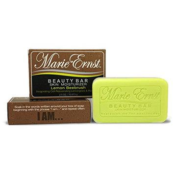 Marie Ernst Natural Olive Oil Pumice Scrub Bar and Lemongrass Bar Soaps