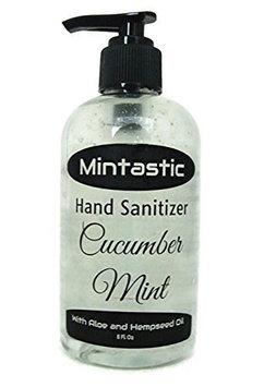 Mintastic Cucumber Mint Hand Sanitizer Gel