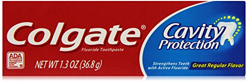 Colgate Cavity Protection Toothpaste