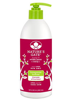 Nature's Gate Pomegranate Sunflower Defends and Nourishes Dry Skin Paraben Free