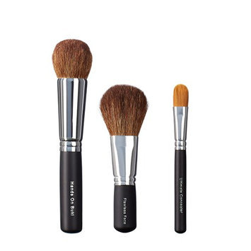 VEGAN LOVE Hand On Buki Flawless Face Ultimate Concealer Brush Trio