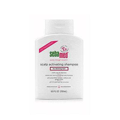 Sebamed Scalp Activating Shampoo for Thinning Hair