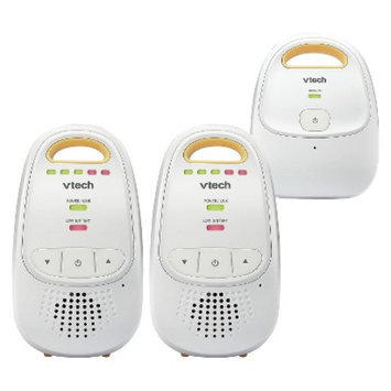 VTech Safe & Sound Digital Audio Baby Monitor with 2 Parent Units