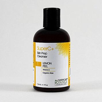 American Botanics Superc Skin Prep Lemon Peel Cleanser