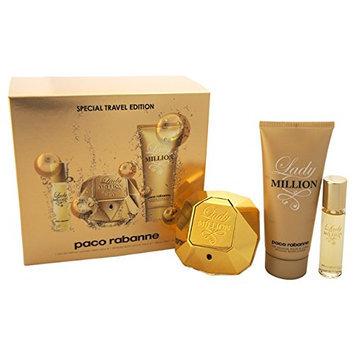 Paco Rabanne Lady Million Fragrance Set for Women