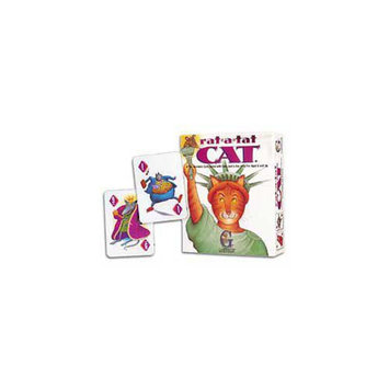 Gamewright GAMEWRIGHT, INC. Rat a Tat Cat Numbers Card Game - GAMEWRIGHT, INC.