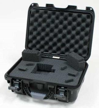 NANUK CASES 915-1001 Case,15-3/8 InLx12-1/8 InWx6-13/16 InD