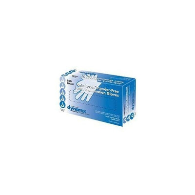 Complete Medical Supplies Complete Medical 3003B Medium Lightly Powdered Latex Exam Gloves - Box of 100