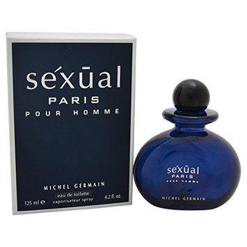 Michel Germain Sexual Paris for Men Eau De Toilette Spray