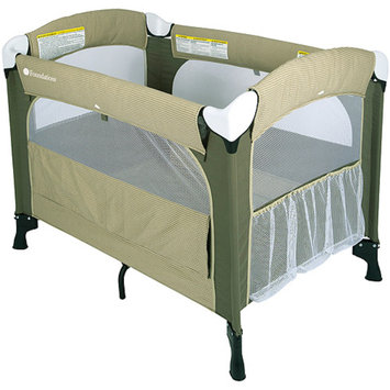 Foundations Elite Cilantro Playard, Sage