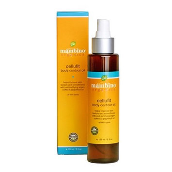 Mambino Organics Cellufit Body Contour Oil