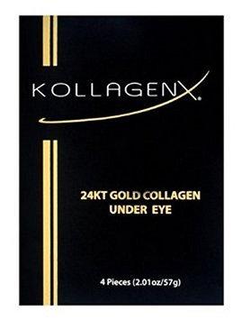 Kollagenx 24kt Gold Collagen Under Eye 4-piece Unit