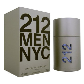 212 Men by Carolina Herrera Eau De Toilette Spray 1.7 OZ