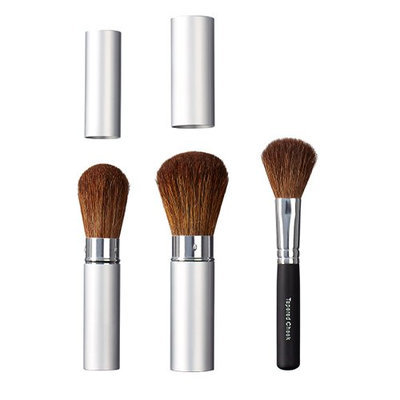 ON&OFF Trio Take Along Face and Tapered Cheek Brush