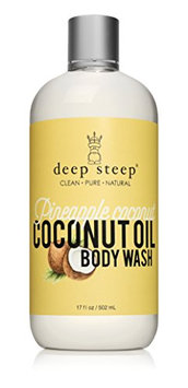 Deep Steep Coconut Oil Body Wash