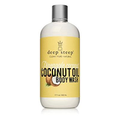 Deep Steep Coconut Oil Body Wash