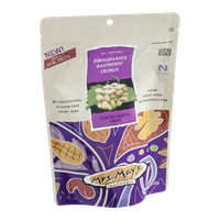 Mrs. May's Naturals Snack Pomegranate Raspberry Crunch