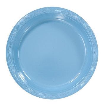 Hanna K Signature Hanna K. Signature 81190 9 in. Light Blue Plastic Plate - 600 Per Case