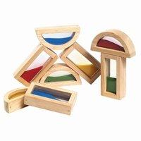 Guidecraft Rainbow Blocks-Sand
