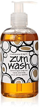 Indigo Wild Zum Wash Natural Hand & Body Liquid Soap