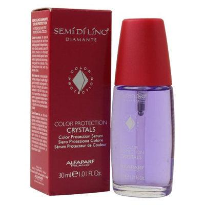 ALFA PARF Semi Di Lino Diamante Color Protection Crystals Serum for Unisex
