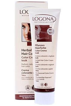 Logona Herbal Hair Color Cream