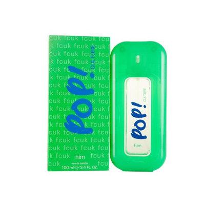 Fcuk Pop Culture Eau de Toilette Spray for Men