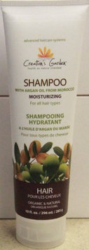 Creations Garden Shampoo with Argan Oil from Morocco - Moisturizing for all hair types
