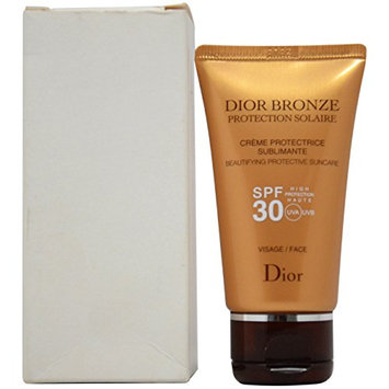 Christian Dior Bronze Beautifying Protective Suncare Hight Protection SPF 30 for Face