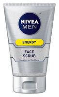 NIVEA Men Energy Face Scrub Foaming Gel