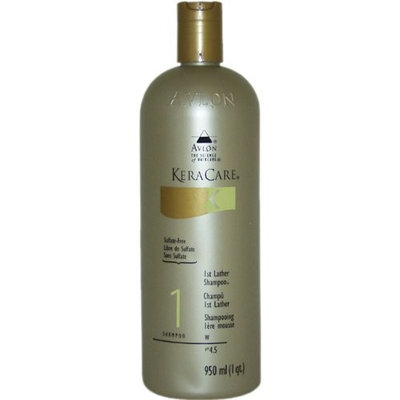 Avlon Keracare 1st Lather Shampoo, 31.67 Ounce