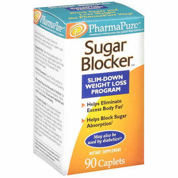 Pharmapure : Slim-Down Weight Loss Program Sugar Blocker