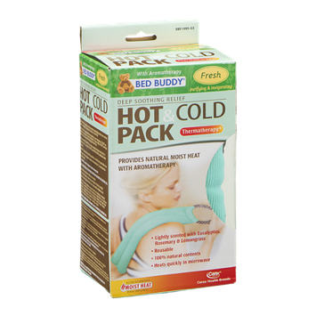 Bed Buddy with Aromatherapy Fresh Hot & Cold Pack