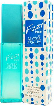 Alyssa Ashley Fizzy Blue by Alyssa Ashley For Women. Eau De Toilette Spray 3.4-Ounces