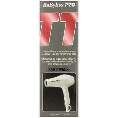 BaByliss Pro BABTTW5586 TT Tourmaline Titanium 5000 Dryer