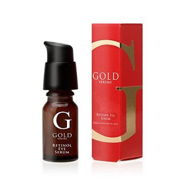 Gold Serums Retinol Eye Renew Serum